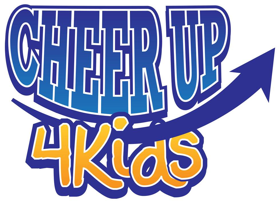 Cheer Up 4 Kids - Large Logo